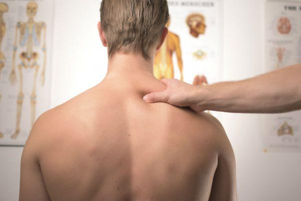 massage voor rugpijn